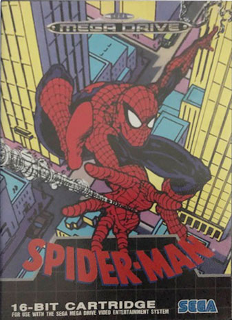 spiderman video game