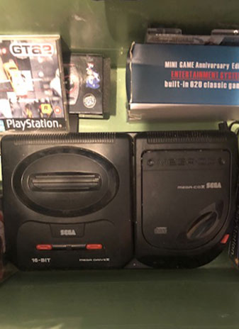 Mega cd 2 unboxed