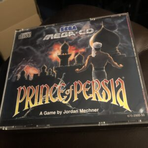 Prince of Persia mega cd